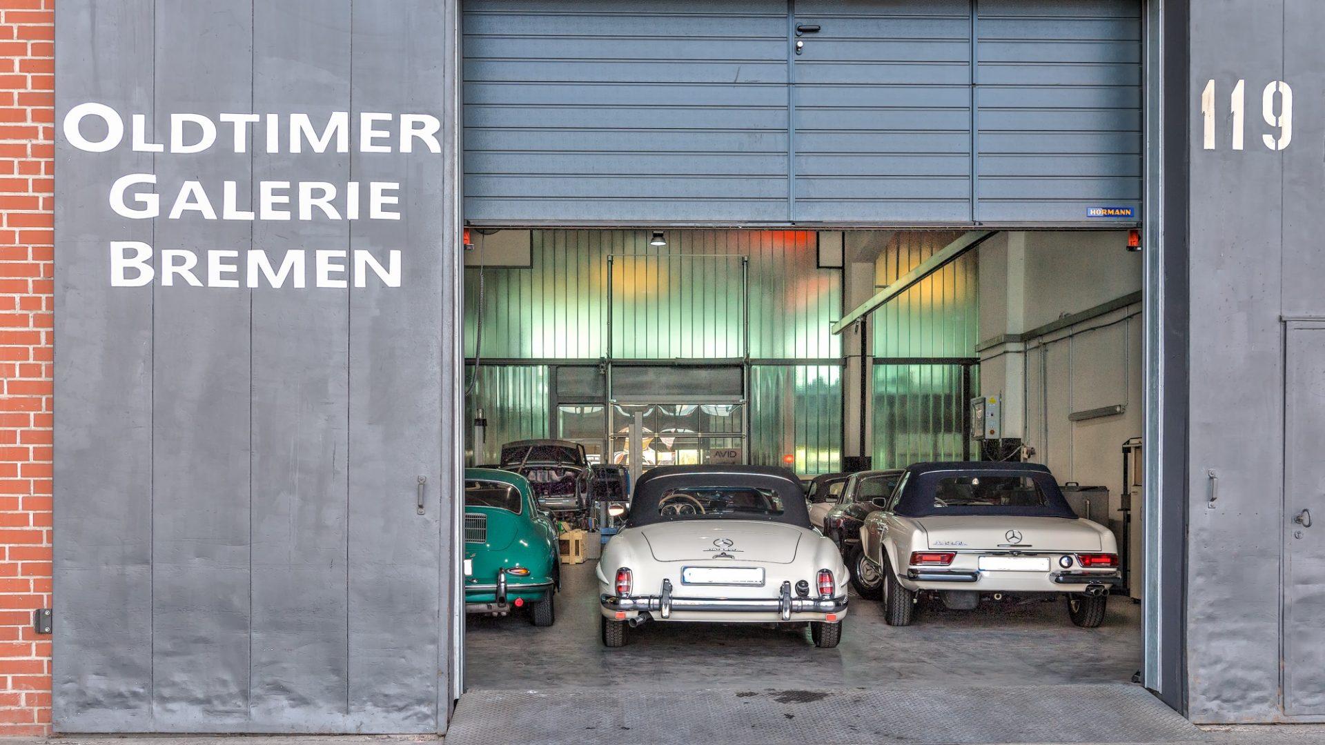 Oldtimer Galerie Bremen